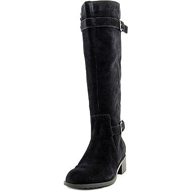 Womens Boots Cole Haan Putnam Waterproof Bootie Black Suede