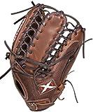Worth TXL135 Brown 13 1/2-Inch Toxic Lite Glove
