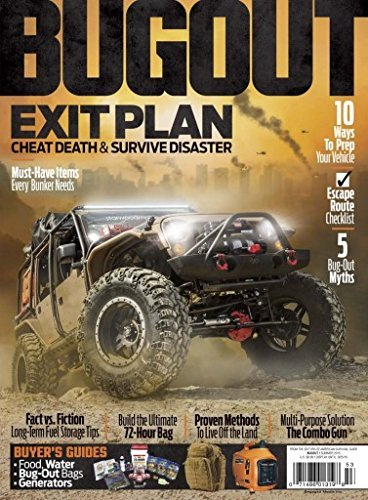 Bugout Magazine Summer 2015 (American Survival Guide Special Issue)