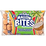 Jet Puffed Mallow Bites Toasted Coconut Marshmallows, 8 oz