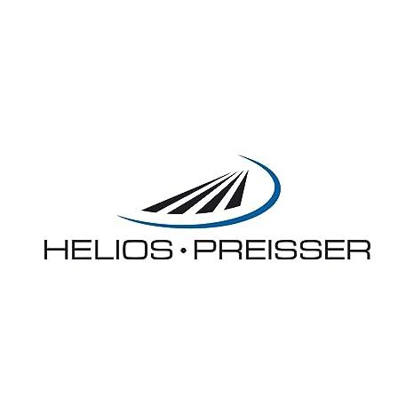 Helios Preisser 606170/1415 rango de medici/ón 0,05/mm de 1,00/mm 20/hojas hojas Longitud 200/mm