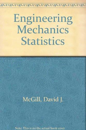 Engineering Mechanics Statistics