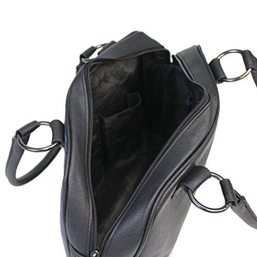 Sullen Angels Athena Bowling Bag (Black)