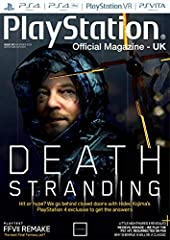 Official PlayStation Magazine is the complete guide to PlayStation gaming, offering complete coverage of PS4, PS3, PS2 and PSP. Our emphasis is firmly on the next-generation experience provided by Sony's super-console. Each month we bring tog...
