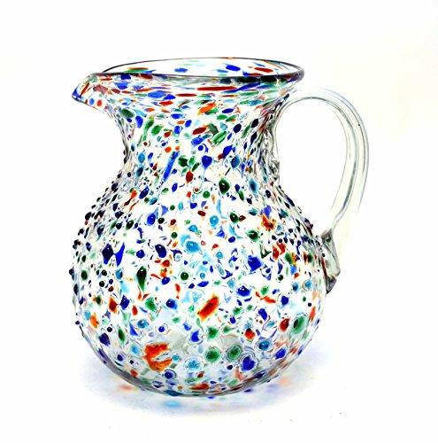 ball glass pitcher - 6