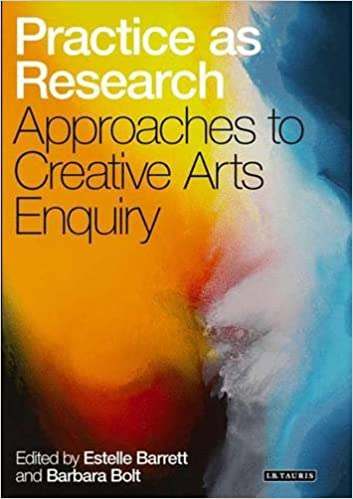 Practice as research approaches to creative arts enquiry estelle practice as research approaches to creative arts enquiry estelle barrett barbara bolt 9781848853010 amazon books fandeluxe Gallery