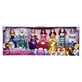 Disney Princess Royal Doll Collection 7-Pack