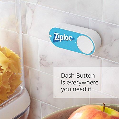 Ziploc Dash Button
