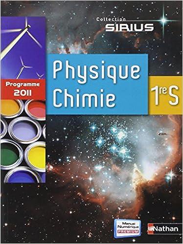 Download Online Physique-Chimie 1re S pdf, epub ebook