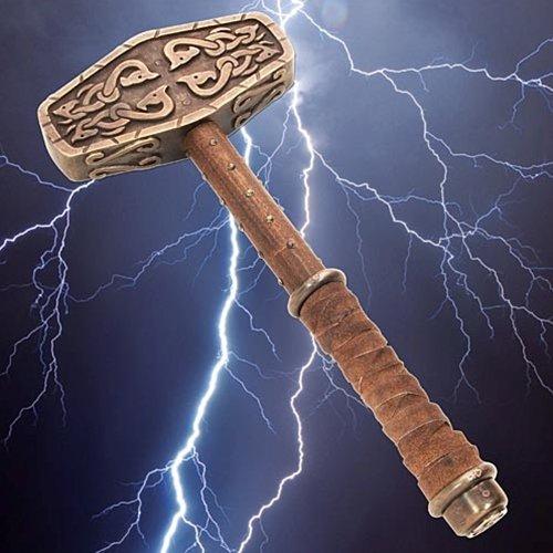 Museum Replicas Thor Historical Thor's Metal Hammer