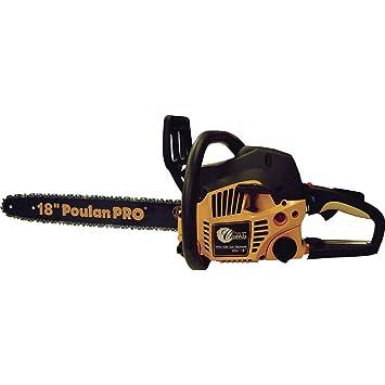 Amazon poulan pro 967185102 pp4218a 42cc assembled chainsaw poulan pro 967185102 pp4218a 42cc assembled chainsaw with case 18 inch keyboard keysfo Images