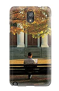 Defender Case With Nice Appearance (university) For Galaxy Note 3