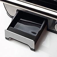 Parrilla de contacto Tristar GR-2849 – Parrillas desmontables – Se puede usar como plancha