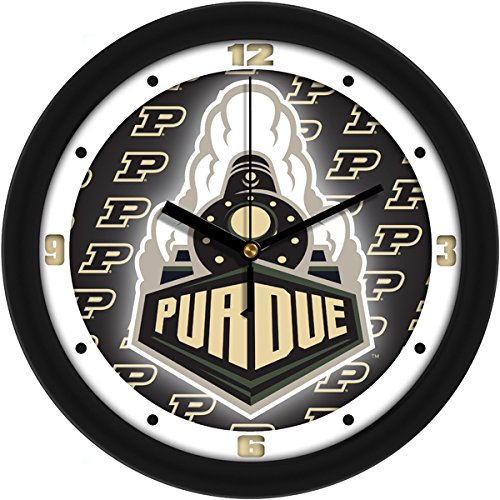 SunTime Purdue Boilermakers - Dimension Wall Clock ()