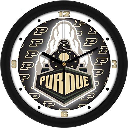 SunTime Purdue Boilermakers - Dimension Wall Clock