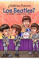 ¿Quiénes fueron los Beatles? (¿Quién fue?) (Spanish Edition) Kindle Edition