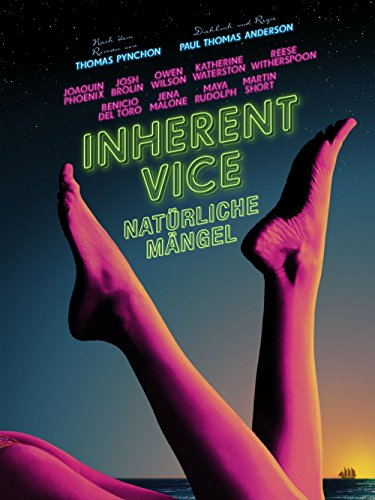 Inherent Vice - Natürliche Mängel Film