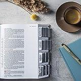 DiverseBee Laminated Bible Tabs