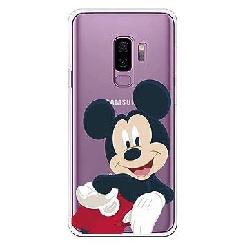 Carcasa Oficial Disney Mickey Classic para Samsung Galaxy S9 Plus