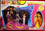 The Spice Girls Super Stage with Bonus Limited Edition Figure