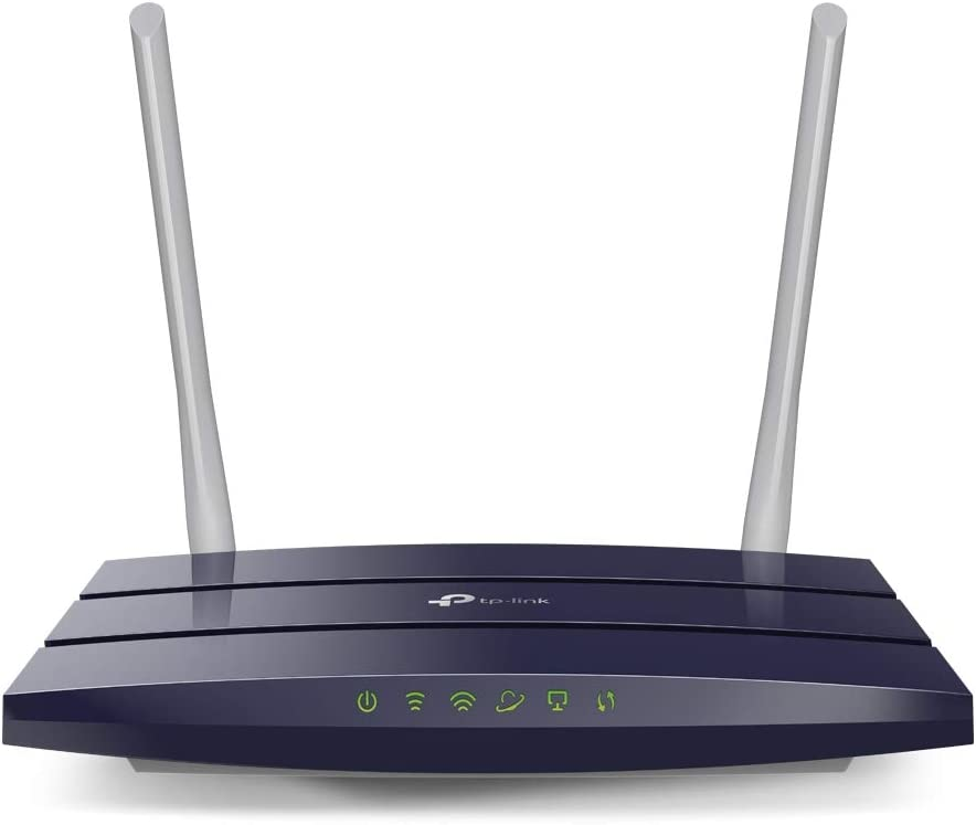 TP-Link AC1200 WiFi Router - Dual Band Wireless Internet Router, Fast Ethernet Port, Supports Guest WiFi and Parental Controls(Archer A5)