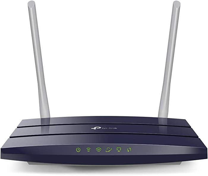 TP-Link AC1200 WiFi Router - Dual Band Wireless Internet Router, 4 Fast Ethernet Ports, Supports Guest WiFi, Access Point Mode, IPv6 and Parental Controls(Archer A5)