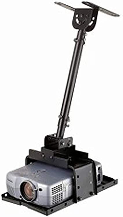 BeMatik - Soporte de techo para proyector (PJR-047): Amazon.es ...