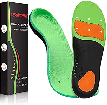 Cushioning Shoe Insoles for Foot Pain