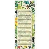 #8: Design Design Cactus Oasis Shopping List Pad - 413-08922