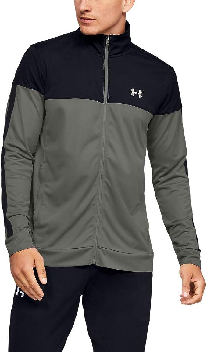 medio Pío profundidad  Under Armour Mens Sportstyle Pique Jacket Under armour Men's Sportstyle  Pique Jacket, Exercise & Fitness - Amazon Canada