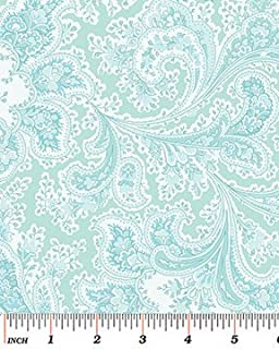 benartex malabar sea breeze 108 wide quilt backing fabric by the yard