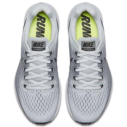 Platinum Pegasus Running Scarpe Donna Air Nike Anthracite Pure 34 Wmns Zoom txYXzcgwqO