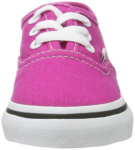 Vans Baby Mädchen Authentic Laufschuhe Pink (Very Berry/true White)