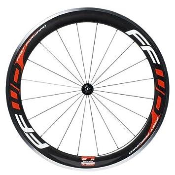Ffwd F6R - Bañera - Tubular ruedas (60 mm) (Black Edition) - 20H/24h - 726.f6rtb00ss11: Amazon.es: Deportes y aire libre