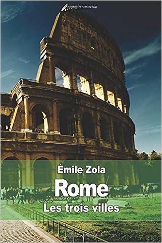Rome: Les trois villes