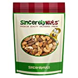 Sincerely Nuts Deluxe Mixed Nuts - Roasted Unsalted, 2 Lbs