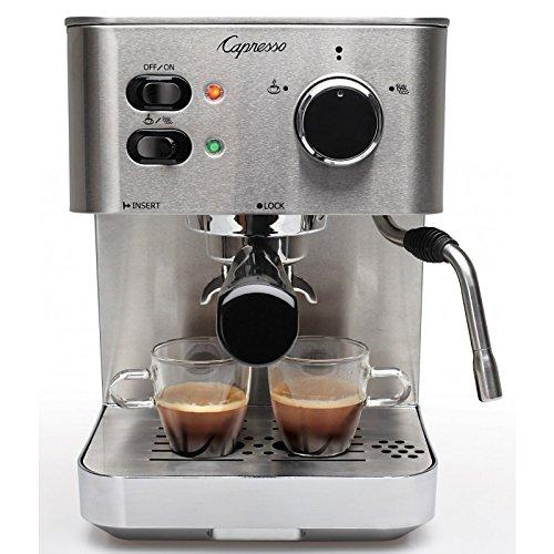 Capresso 118.05 EC PRO Máquina de café express y capuchino