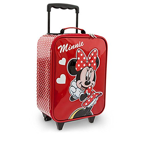 Disney Authentic Minnie Rolling Suitcase