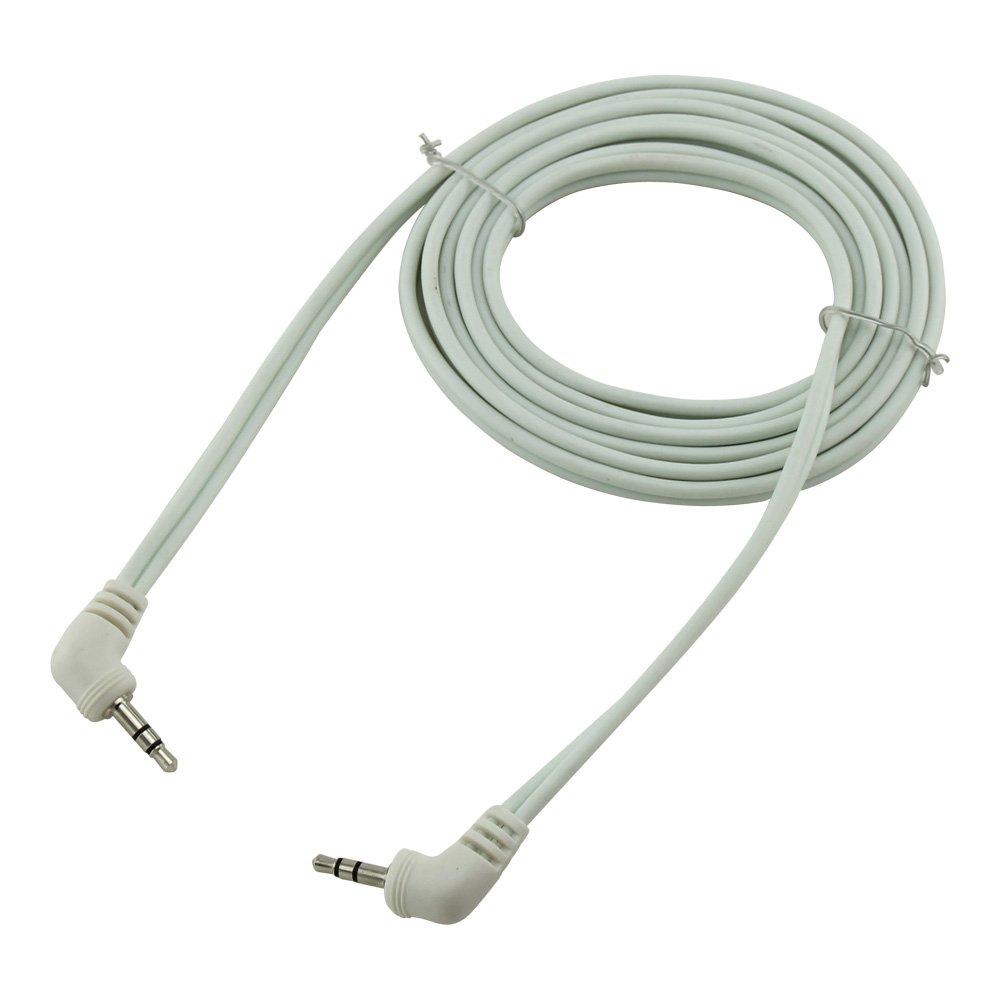 White Bullz Audio B35E6WT 6-Feet Soft PVC 3.5 Extension Cable