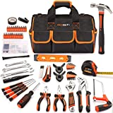 Best Home Tool Kits - REXBETI 169-Piece Premium Tool Kit with 16 inch Review