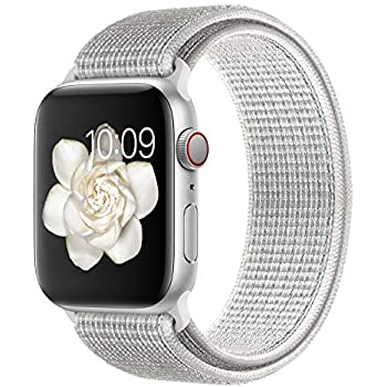 Amazon.com: Loxdn Compatible for Apple Watch Band 38mm