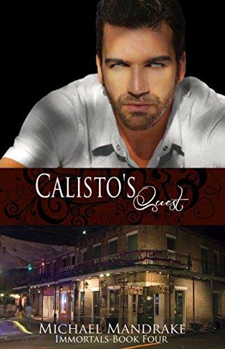Calisto's Quest Immortals Book Four