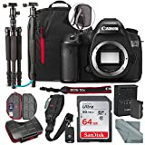 Canon EOS 5DS DSLR Camera (Body Only) and 64GB + Tripod/Monopod + Xpix Camera Strap + Deluxe Premium Accessory Bundle Review