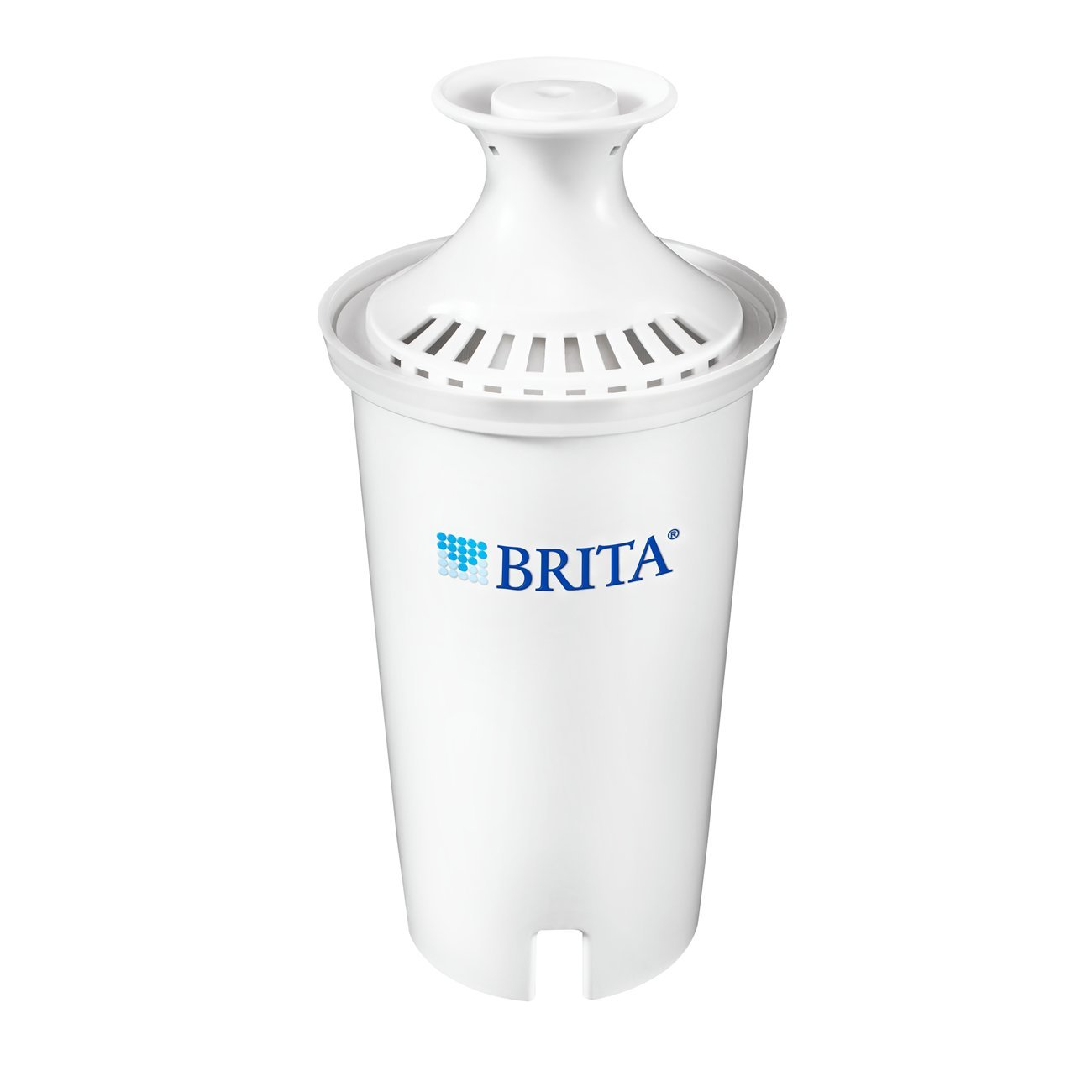 Brita Extra Large 18 Cup Filtered Water Dispenser with 1 Standard Filter, BPA Free – UltraMax, Gray by Brita (Image #4)