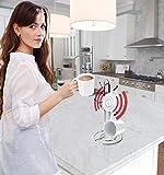 CTA Digital SP-BMSW Bluetooth Speaker Mug with Mug