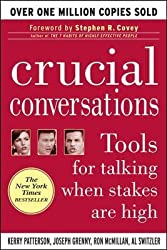 (Crucial Conversations: Tools for Talking When Stakes Are High) By Patterson, Kerry (Author) Paperback on (06 , 2002)