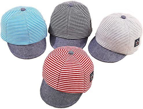 DANMY Baseball Striped Sunhat Infant product image