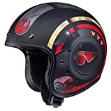 HJC Helmets Unisex-Adult Open face IS- IS-5 Star Wars Poe Dameron (Multi, X-Large)