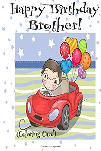 Coloring Card Personalized Birthday Cards For Boys Inspirational Messages Images Paperback 26 May 2018