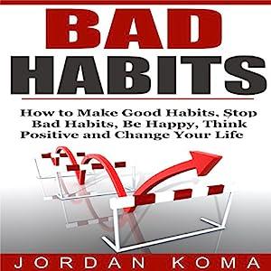Bad Habits Audiobook